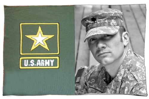 Army PhotoThrow